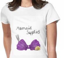 Mermaid Supplies Womens Fitted T-Shirt