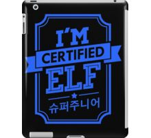 Certified Super Junior ELF iPad Case/Skin