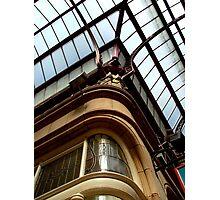 Arcade - Preston, Lancashire, England Photographic Print