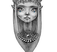 Forest Fairy by Nadzeya Karatkevich