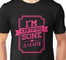 Certified SNSD SONE Unisex T-Shirt