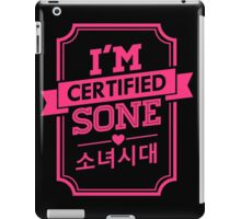 Certified SNSD SONE iPad Case/Skin