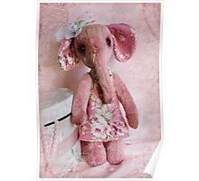 Elephant Sonya Poster