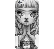 Ghost Fairy iPhone Case/Skin