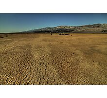 Death Valley USA Photographic Print