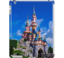 Disneyland Paris Castle - Le Château de la Belle au Bois Dormant iPad Case/Skin