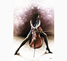 Tranquil Cellist Unisex T-Shirt