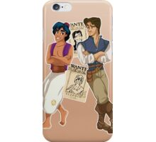 The Wanted Thieves iPhone Case/Skin