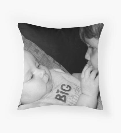 The Wonderment of You Throw Pillow
