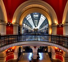 Queen Victoria Building by DianaC