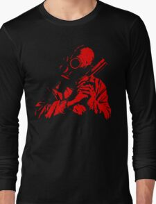The Red Dawn Long Sleeve T-Shirt