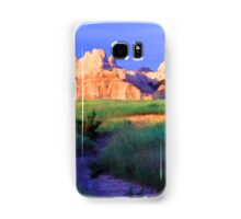 South Dakota Badlands Samsung Galaxy Case/Skin