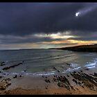 Irish Coast I by Robert Karreman