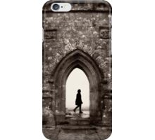 The Weight of Time iPhone Case/Skin