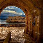 Fort St. Angelo Malta. by Edgar023