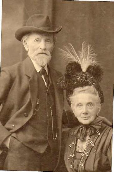 Hats from 1900 by Heidi Mooney-Hill