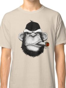 Cigar Monkey Classic T-Shirt