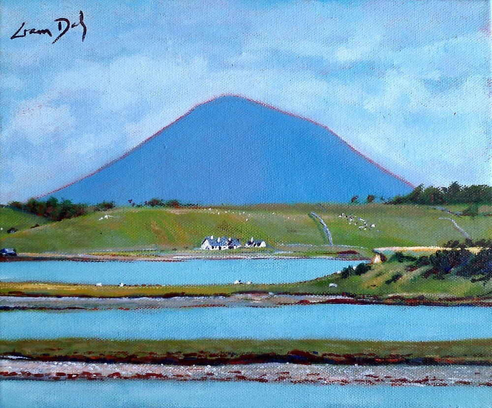 Clew Bay, Nephin - Mayo by eolai