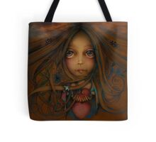 Heart of the Earth Tote Bag