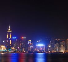 Panorama in Hong Kong 2 by miniB