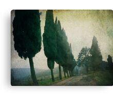 Toscana Vintage Canvas Print