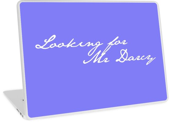 Looking for Mr Darcy by netza