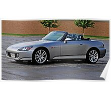 Silver S 2000 Poster