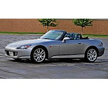 Silver S 2000 Photographic Print
