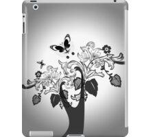 Retro Flowers iPad Case/Skin