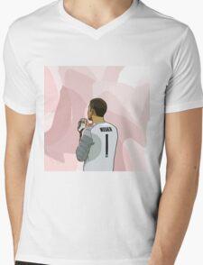 Manuel Neuer - Nummer Eins Mens V-Neck T-Shirt
