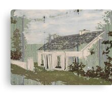 THE COTTAGE Canvas Print