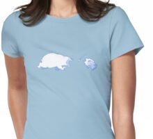Eskimo Effect 02 Womens Fitted T-Shirt