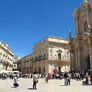 Piazza del Duomo, Ortigya by Maria1606