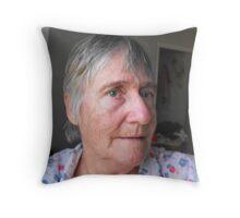 Basic Grey Throw Pillow