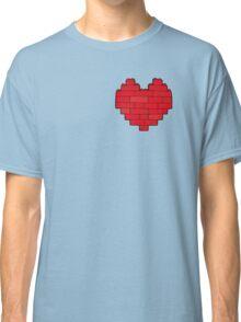 AFOL's Heart Classic T-Shirt