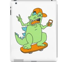 Cool Reptar iPad Case/Skin