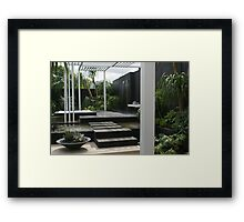 Canary Island Spa Garden ii Framed Print