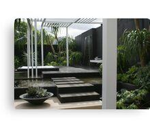 Canary Island Spa Garden ii Canvas Print
