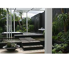 Canary Island Spa Garden ii Photographic Print