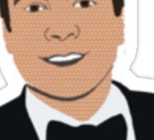 Jimmy Fallon Sticker Sticker