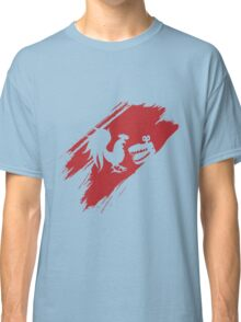 Rooster Teeth brush stroke  Classic T-Shirt