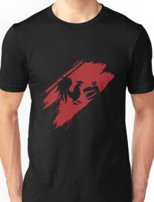 Rooster Teeth brush stroke  Unisex T-Shirt