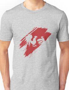 Rooster Teeth brush stroke  Unisex T-Shirt