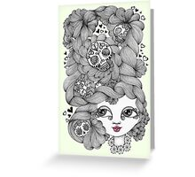 Lovers Swoon Greeting Card