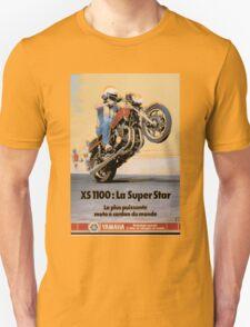 Yamaha XS1100 French advert. T-Shirt