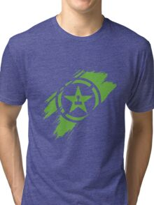 Achievement Hunter brush stroke Tri-blend T-Shirt