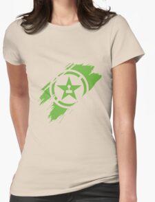 Achievement Hunter brush stroke Womens Fitted T-Shirt