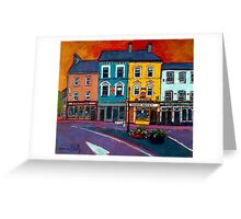 Main Street, Skibbereen, Cork Greeting Card