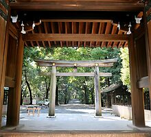Meiji Jingu by Edy Lianto