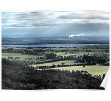 Latrobe Valley, Victoria Poster